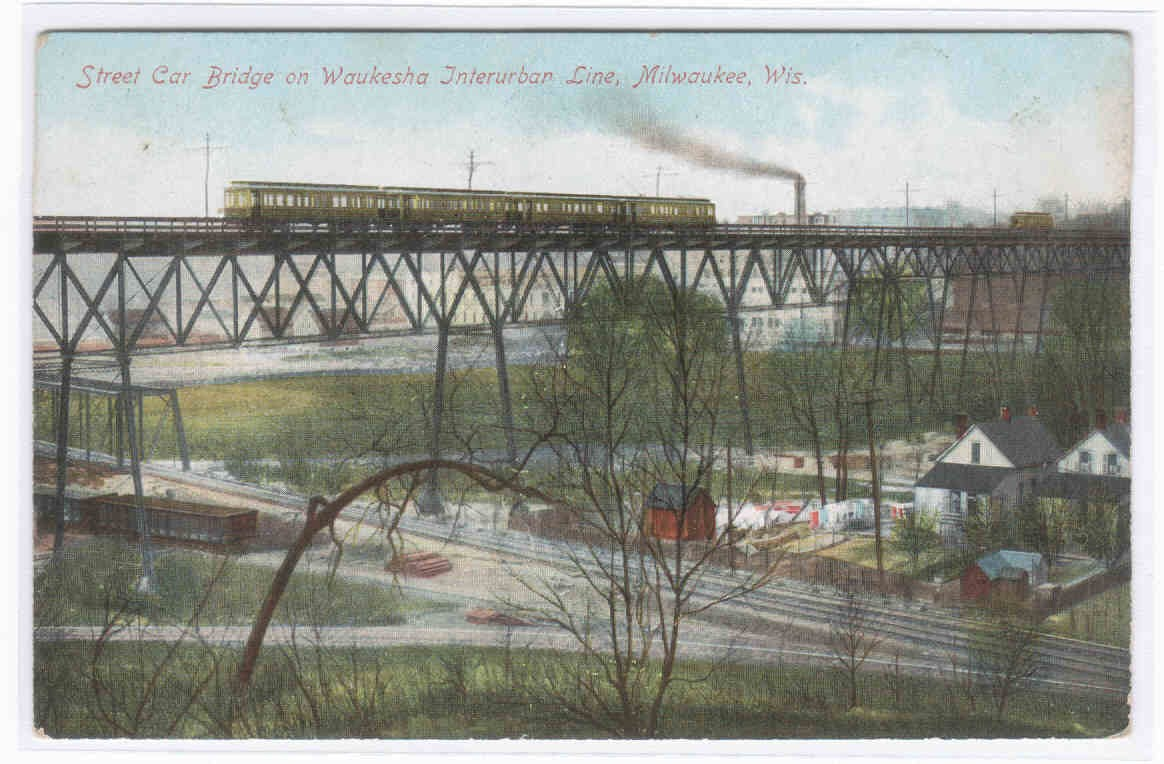 bridge streetcar